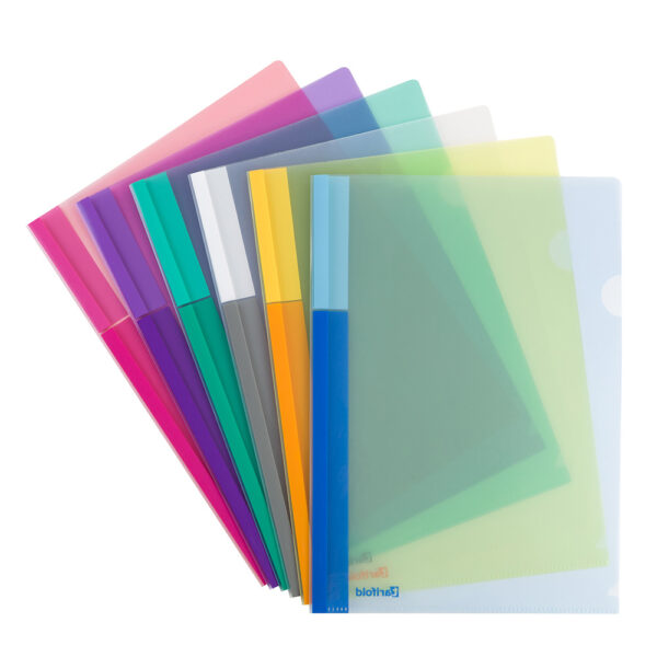 L-Folders Color collection Tarifold