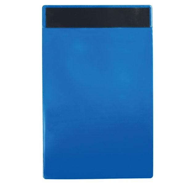 Identification pockets blue