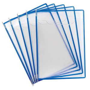 Tarifold Fold Up pivoting pockets