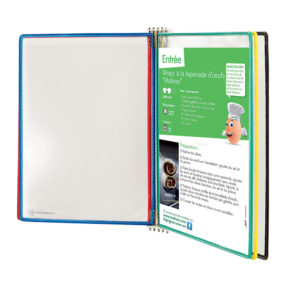 Tarifold Food Wall Kit