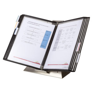 Tarifold Stainless Steel Antibacterial Desk Kit