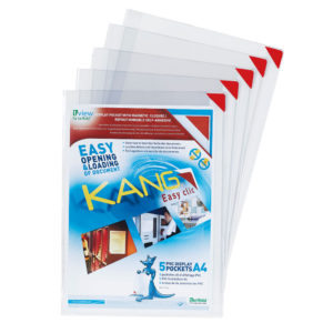 Pochettes D'affichage Kang Easy Clic