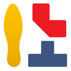 Floormarking Symbols