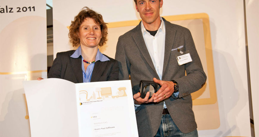 Tarifold VEO wins design award