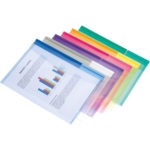 Color Collection A4 Envelopes - assorted - a4 - 12 - pp