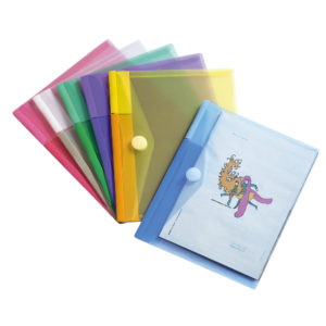 A5 Envelopes Color collection assorted