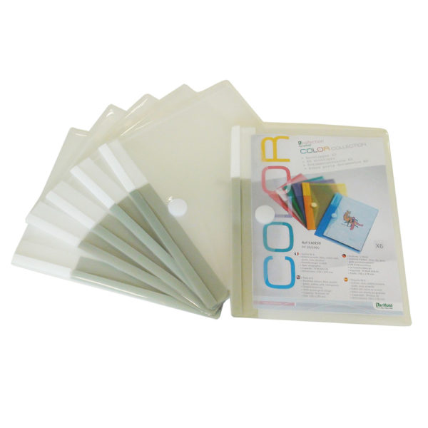 A5 Envelopes Color collection clear