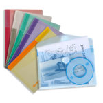 Color Collection A6 Envelopes, horizontal - assorted - a6 - 6 - pp