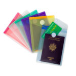 Color Collection A6 Envelopes, vertical - assorted - a6 - 6 - pp