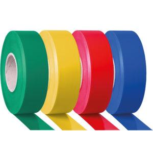 Expert Floor marking tape rolls assorted