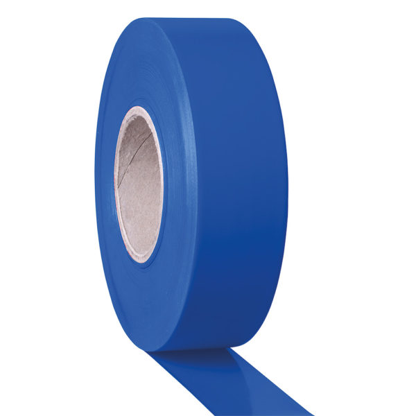 Expert Floor marking tape rolls blue
