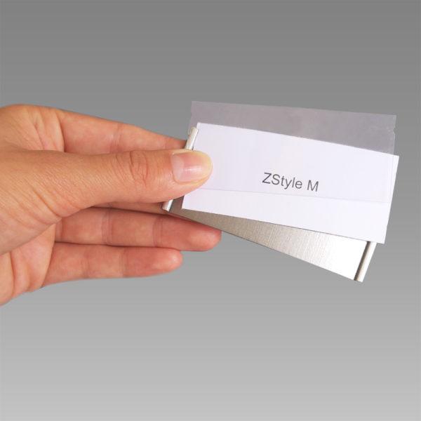 Name Badge Z Style M
