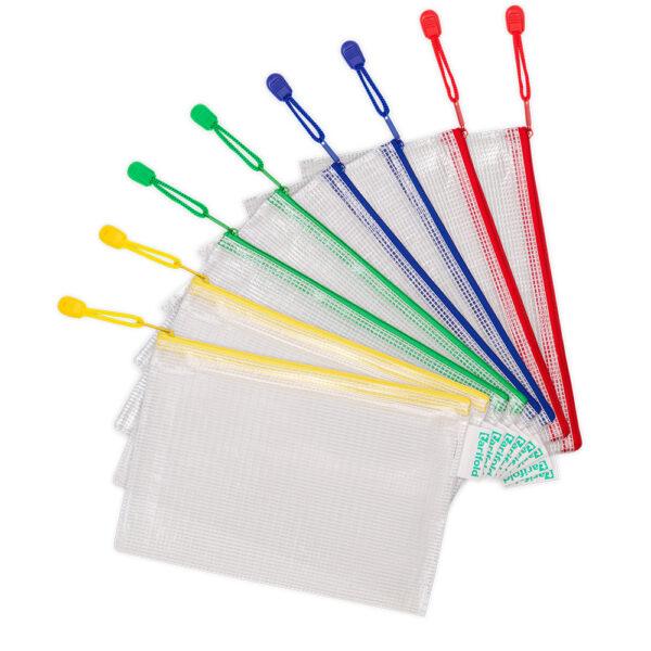 Zipper Bags assorted