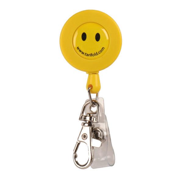 Color Badge Reels smiley