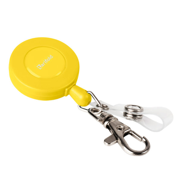 Color Badge Reels yellow