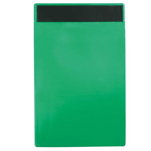 Identification pockets green