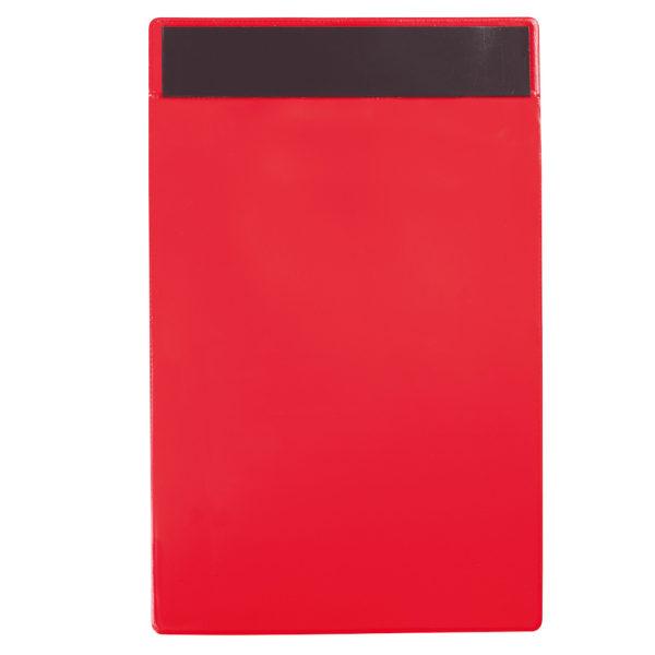Identification pockets red