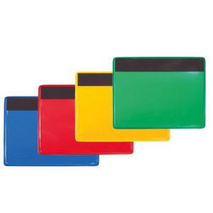 Identification Pockets Reinforced