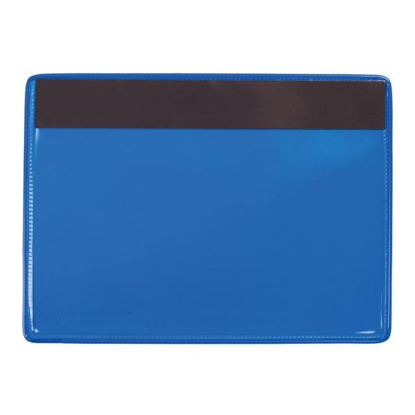 Identification Pockets Reinforced blue