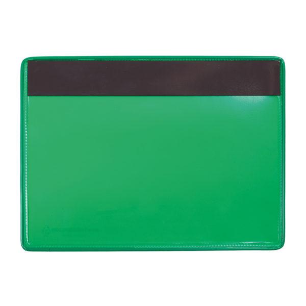 Identification Pockets Reinforced green