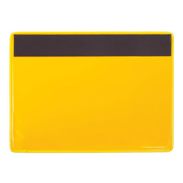 Identification Pockets Reinforced yellow