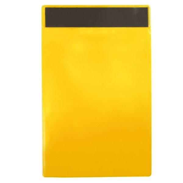 Identification pockets yellow