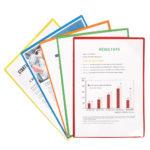 Kang Easy Load Signage Pockets - white - a4 - 5 - denmark