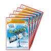 Kang Easy Load Signage Pockets - red - a4 - 5 - denmark