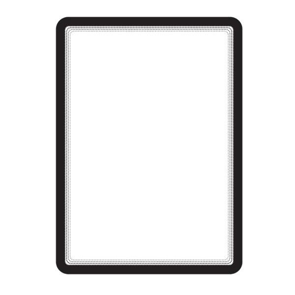 Pochettes-cadre d'affichage magneto