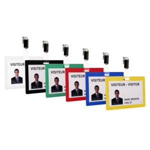 Self-Laminating Badge Kit