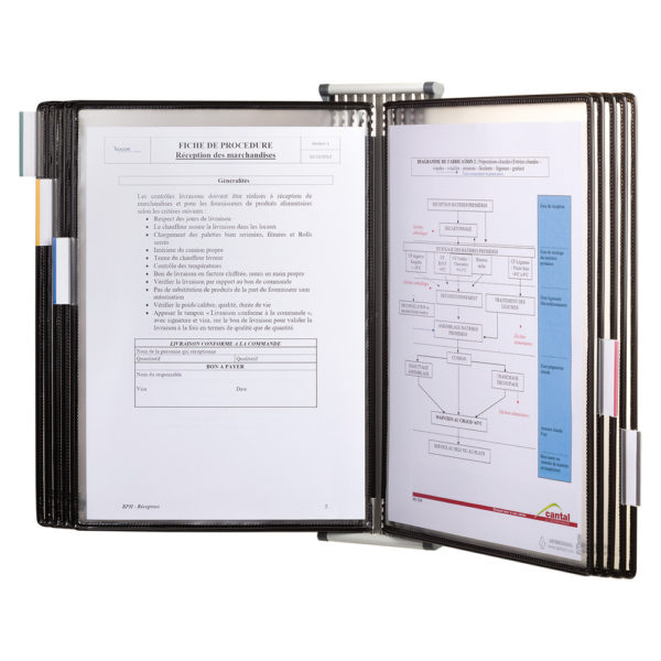 Tarifold Antibacterial Wall Kit