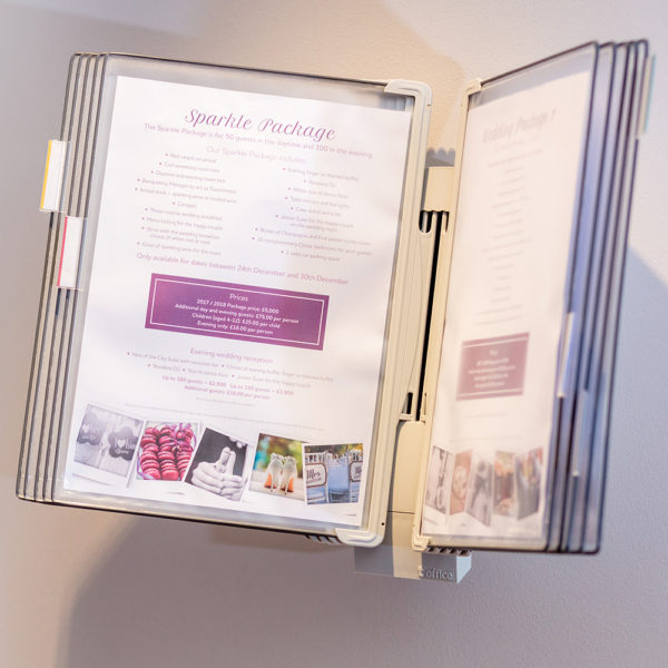 Tarifold Design Wall Kit