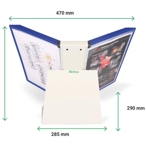 Tarifold Easy Load Desk Kit