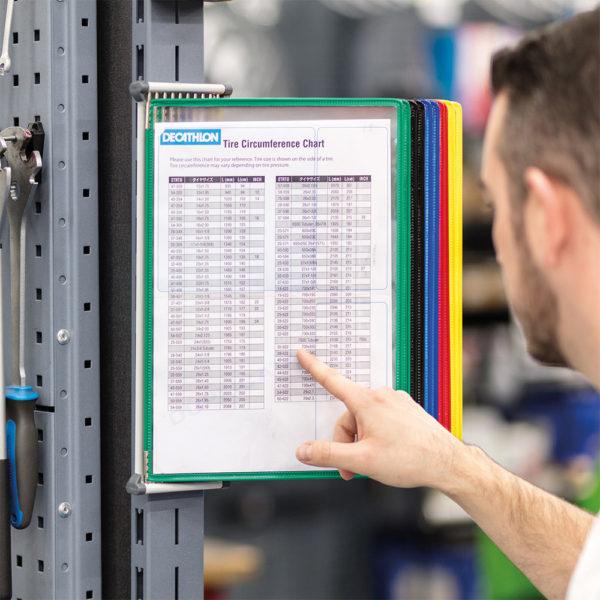 Tarifold Magnetic Wall Kit