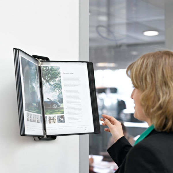 Tarifold Wall Display System VEO