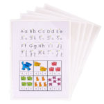 Kang Easy Write Copy Holders - transparent - a4 - 2 - denmark