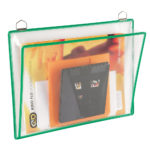 Hanging Wallet Folders - assorted-5-colors-3 - a4 - 5 - france