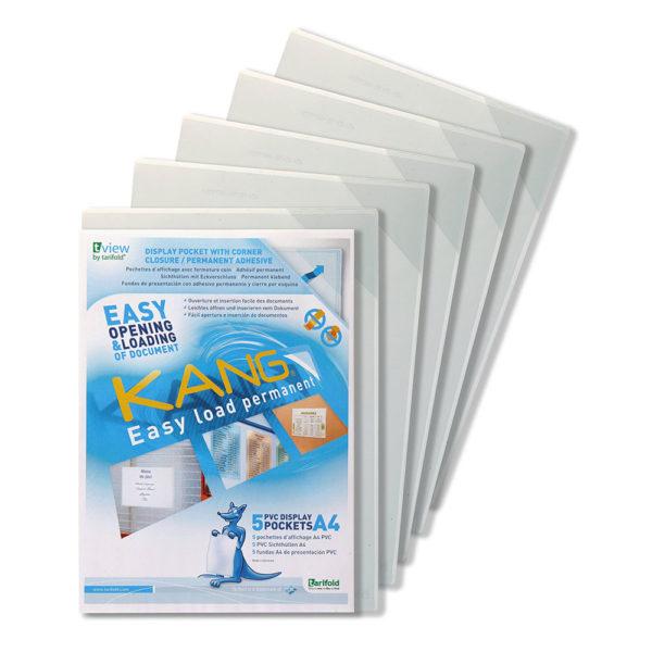 Tarifold Kang Easy Load Signage Pockets