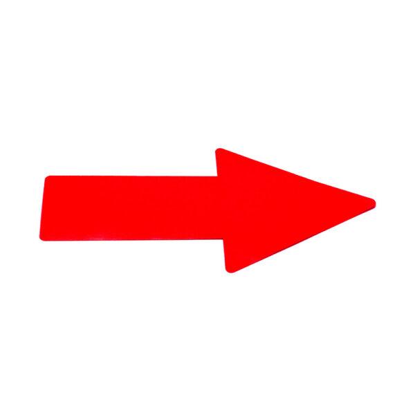 Tarifold Arrow Shape red