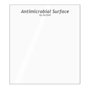 Antimicrobial adhesive stickers by Tarifold